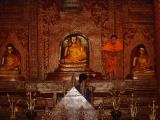 Scarey monk