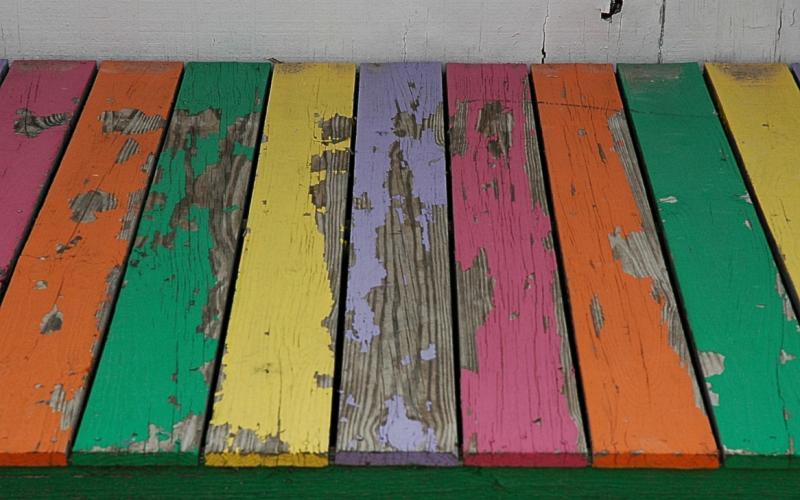 Shiver Shack Porch