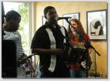 Ballin' on Zydeco ... Washboard and all