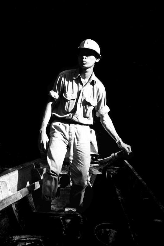 1964 Sarawak - Outboard driver