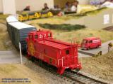 Santa Fe Waycar #999287 at Thompson Springs.