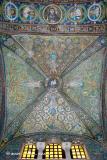 Basilica of Saint Vitale, ceiling