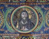 Basilica of Saint Vitale, ceiling (detail 2)