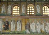 The Basilica of Saint Apollinare Nuovo