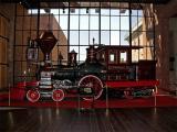 Sacramento - Railroad Museum & Old Town