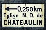 Sign Eglise Notre Dame de Chateaulin
