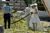 Camaret - Bride, Groom and Photographer