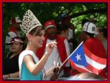 Faces of the Puerto Rican Day Parade