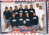 Team Sideout Hawaii 2005 Volleyball