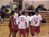 Roosevelt High School Volleyball in Hawaii 05'
