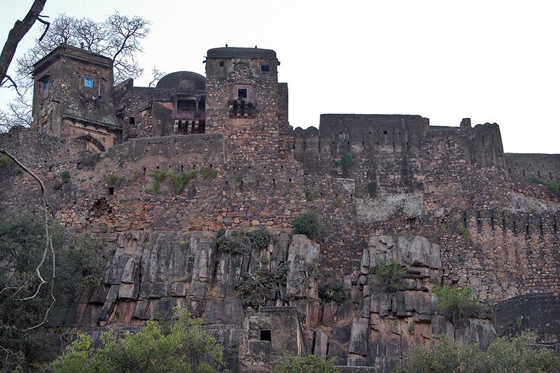 Rantthambore Fort