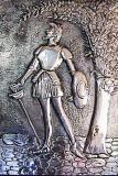 Don Quijote of La Manchaaluminum 30x40cm