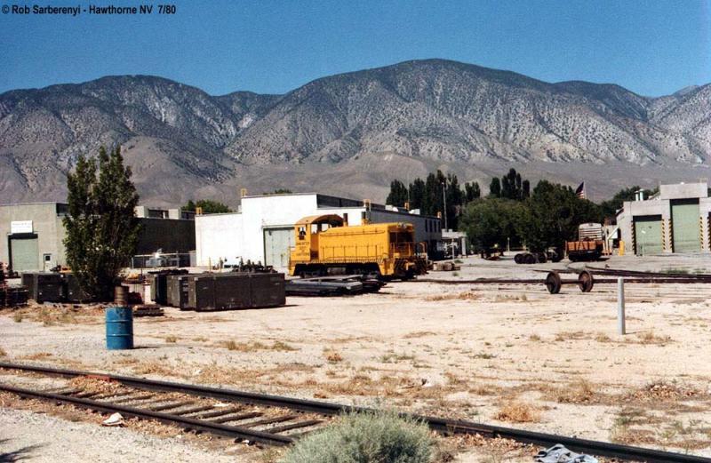 Hawthorne Munitions locos