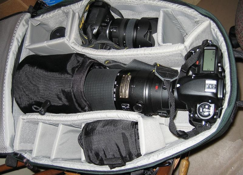 Camera Bags: What Do You Need?