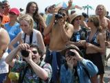 More Photographers than Mermaids!