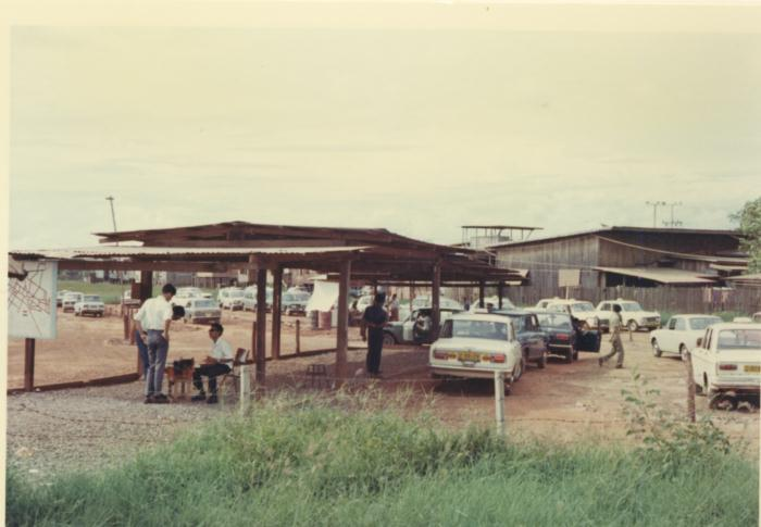 Main Gate Taxi Stand-Udorn
