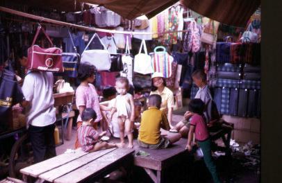 Market Day Care - Udorn 1970