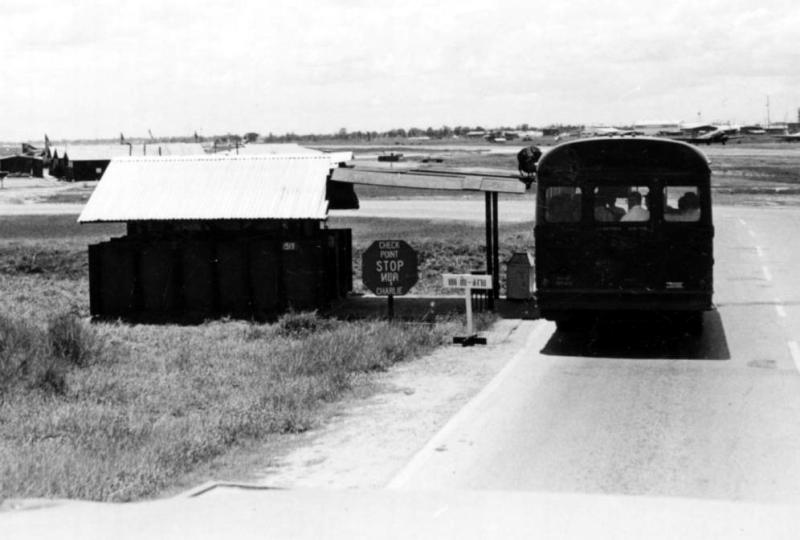 Check Point Charley - Udorn1970