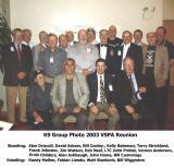 2003 - VSPA Reunion
