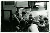 BS Session Behind The Barracks  Udorn 1971