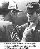 Capt Steve Ritchie