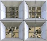 La grande Arche Paris (four windows) - Paris