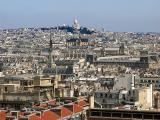 From Pantheon coupole  - Paris