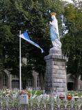 Notre Dame de Lourdes.