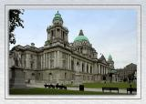 City Hall, Belfast, N. Ireland