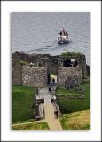 Urquhart Castle, near Drumnadrochit, Invernesshire, Scotland