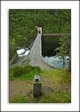 The dam, Glen Affric, Invernesshire, Scotland