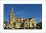 St. Cyriac's, Lacock, Wiltshire