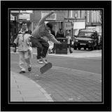 Skateboard danger, Yeovil