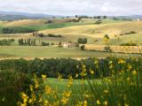 Tuscan towns and landscapes