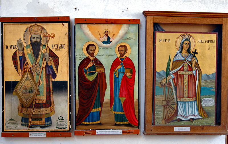 St. Barnabas Icon Museum