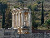 Ephesus, Celsus Library view