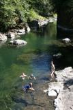 our favorite swim hole