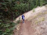 2005 October 8 Meagan on the trail.jpg