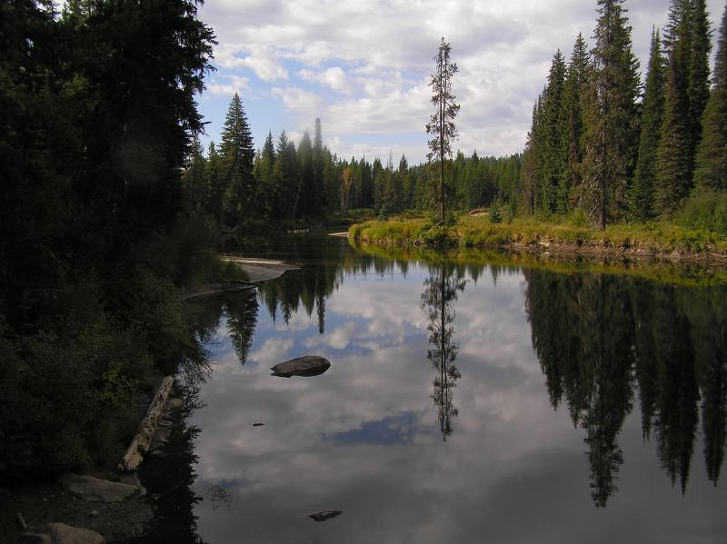 North End Payette Lake
