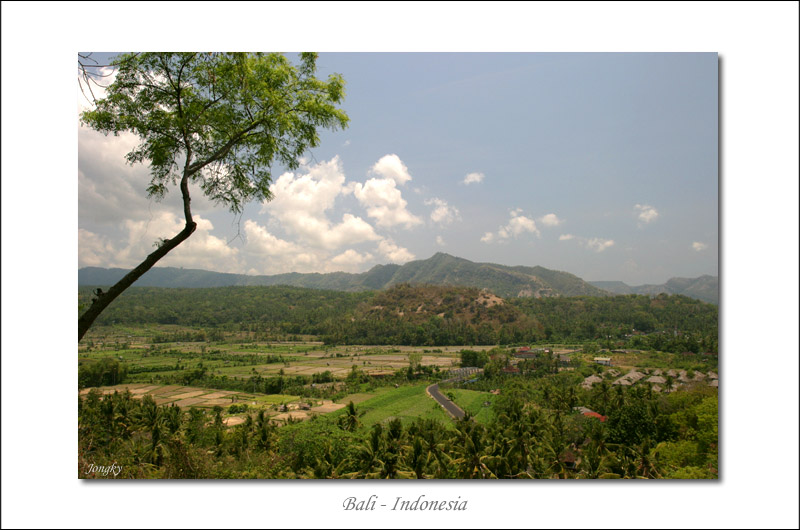 from Amankila Resort