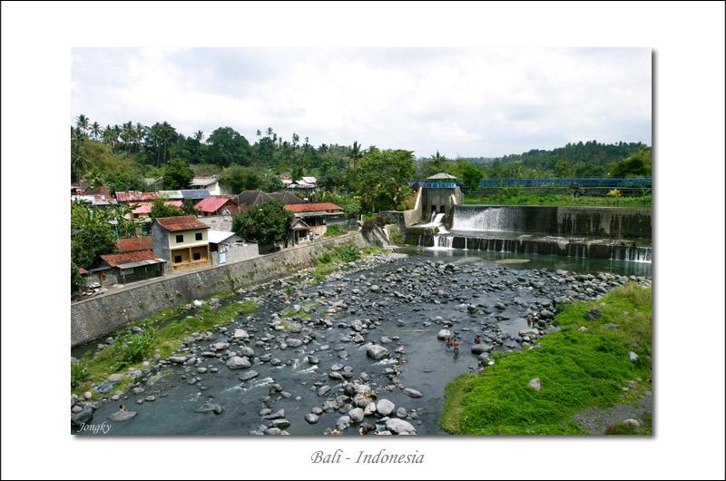 Klungkung Village
