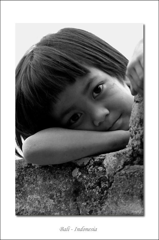 an innocent girl
