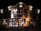 Victorian Inn at Night