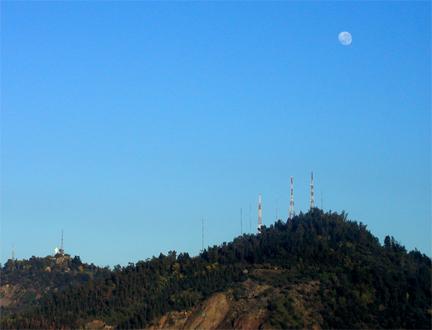 El Salvador y La Luna - BR