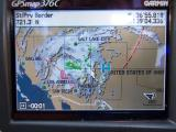 Garmin 376 GPS with XM Weather Data