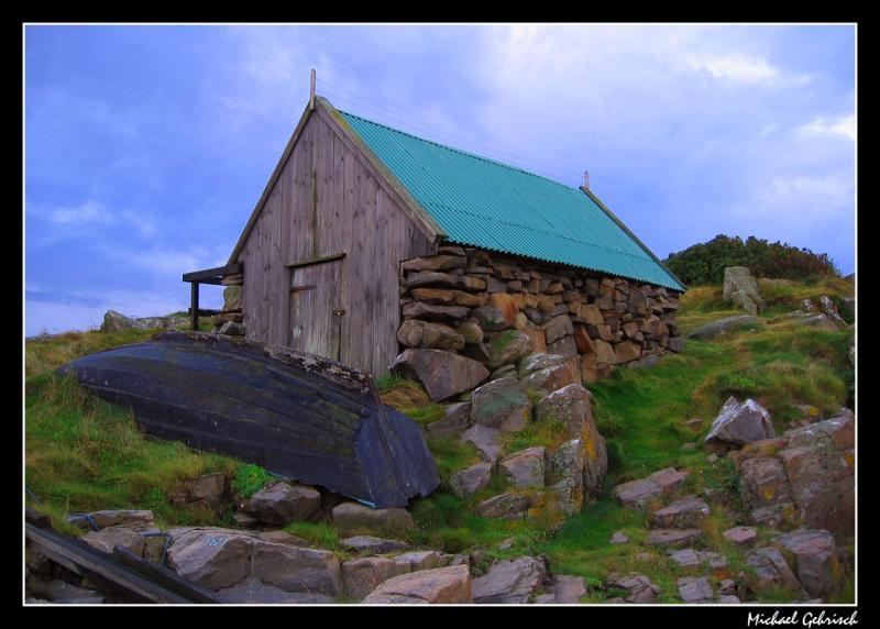 Falkenberg fishing cottage