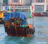 Hong Kong and Bangkok