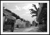 Fête foraine aux tuileriesTrain Fantome (4)