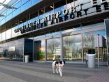 3: airport terminal