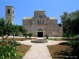 THE MONASTERY OF ST. BARNABAS (FAMAGUSTA)